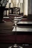 グラスの中を覗く(グラス2)