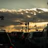 NIKON NIKON Dfで撮影した(信号待ちの車中から)の写真(画像)