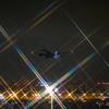 光の中のフライト