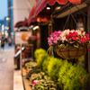 花いっぱいの店