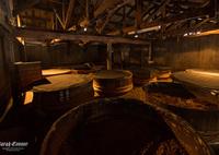 SONY SLT-A77Vで撮影した(発酵中の蔵へ)の写真(画像)