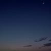 明けの明星と木星火星