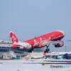 AirAsiaX TakeOff