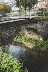 土門橋(滝ヶ原より)