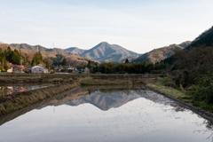 早春の田園風景3(滝ヶ原より)