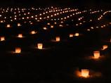 灯の回廊 紙コップの輝き