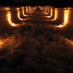 NIKON COOLPIX P900で撮影した(灯の回廊 大原)の写真(画像)