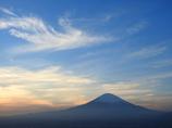 富士を越えるフェニックス