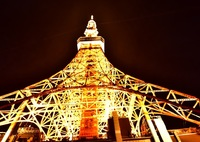 NIKON NIKON D7200で撮影した(東京タワー)の写真(画像)