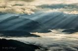 雲上の梯子