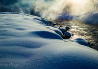 CANON Canon EOS 5D Mark IIIで撮影した(雪原のドラマ(受賞作品))の写真(画像)