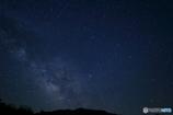 流星群を探す夜