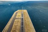空から海と船と街と線