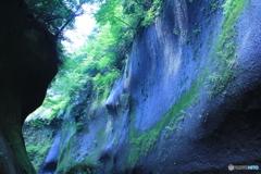 由布川渓谷