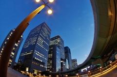 ①夕と、 ~BLUE CITY~