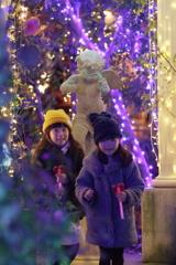 天使たちのクリスマス ~ひらパー、光の遊園地Ⅵ~