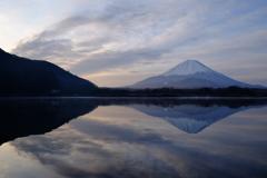 富士と雲1