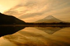 富士と雲2