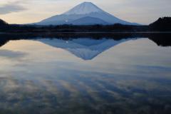 富士と雲3