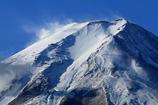 頂で繰り広げられる冬景色