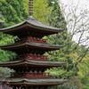 室生寺の五重塔