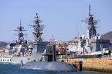 護衛艦と潜水艦