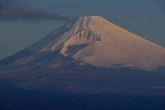 平日の富士山234