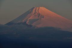 平日の富士山233