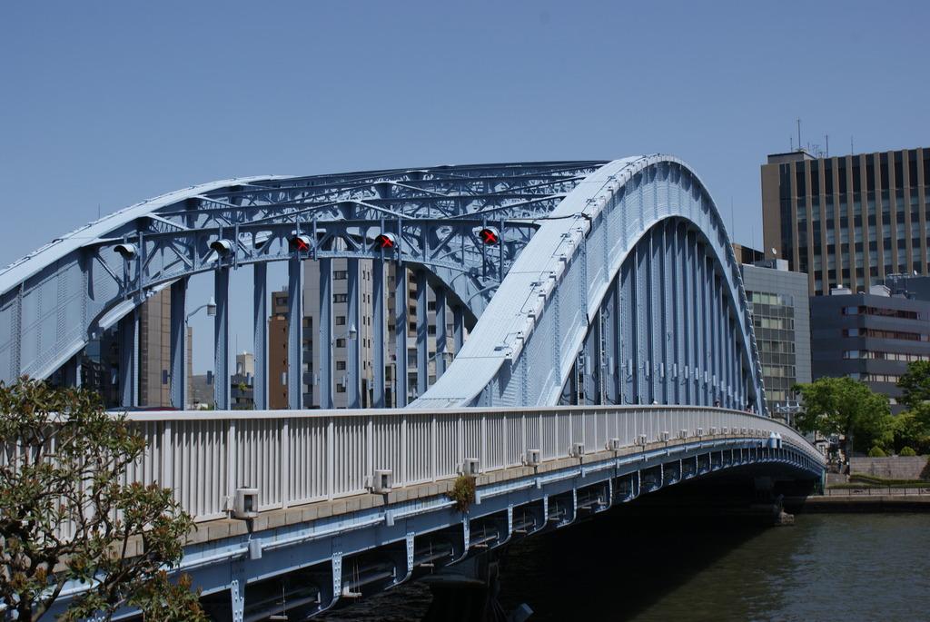 永代橋 ~昼の姿~
