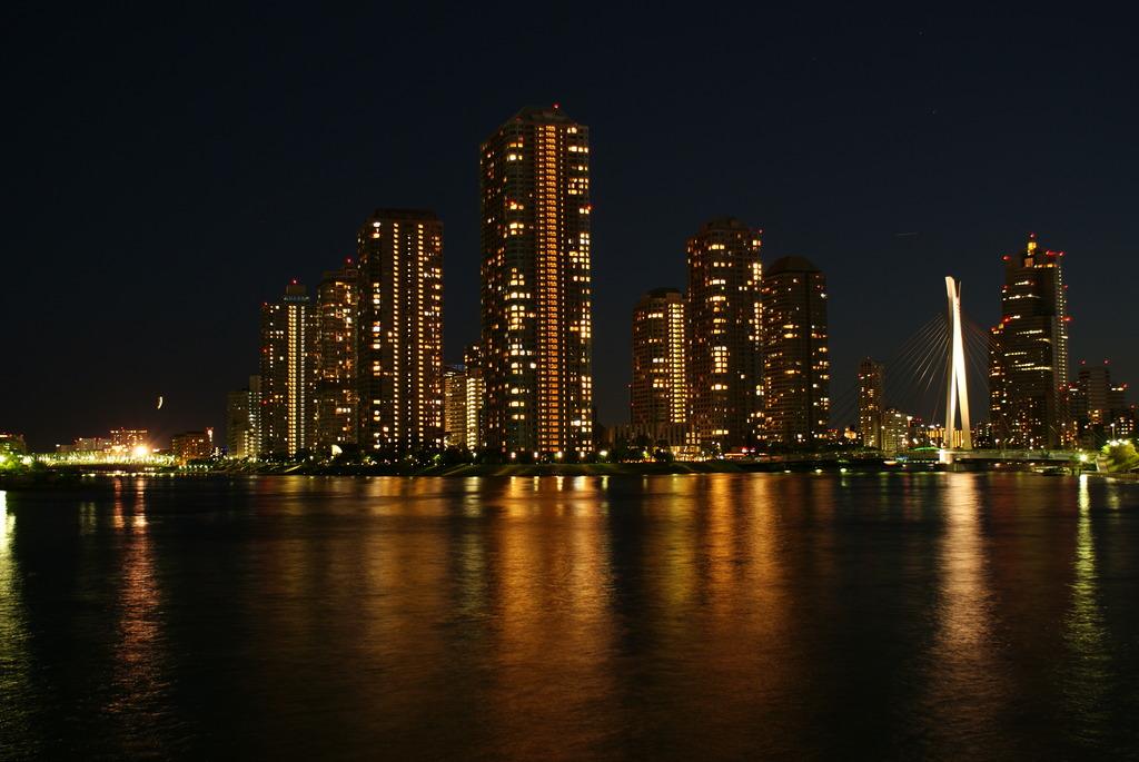 Japanese Manhattan
