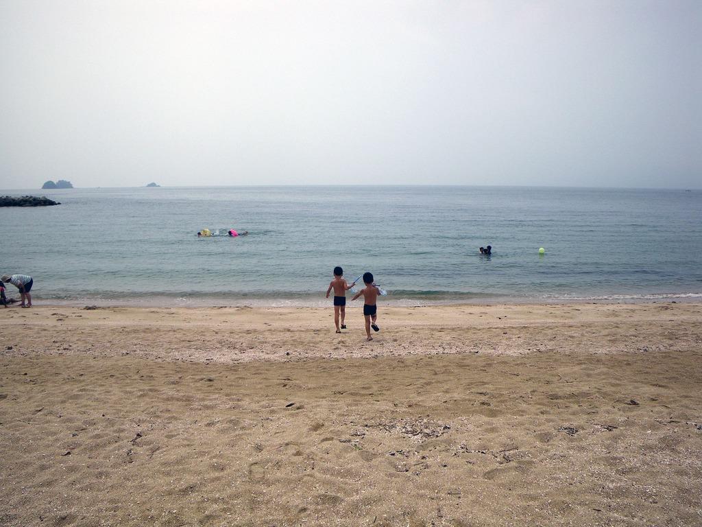 海水浴スナップ Vol.1