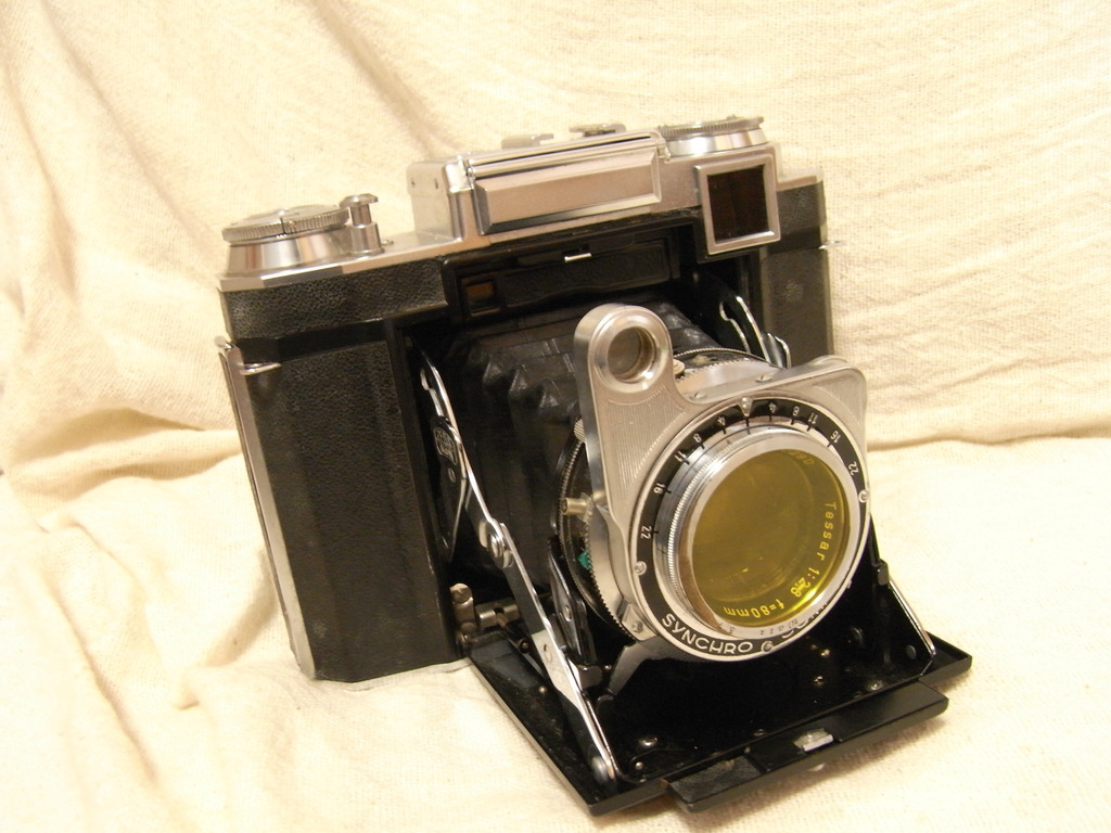 ZEISS IKON Super IKonta 533/16