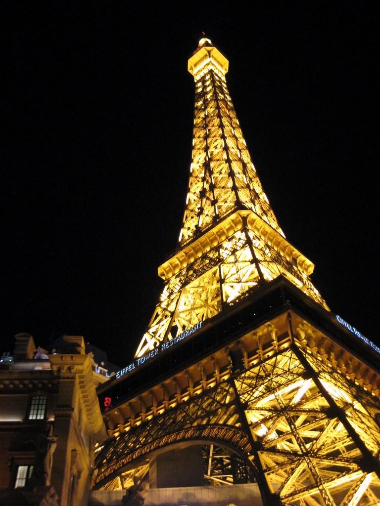 エッフェル塔 in Las Vegas