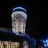 夜の江ノ島展望台
