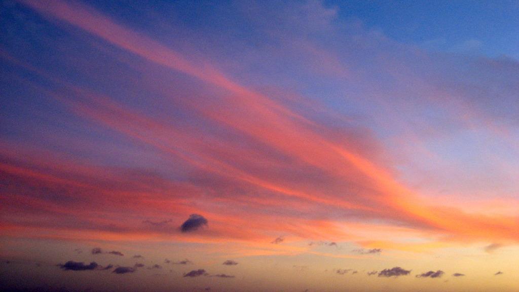 Sunset glow #1