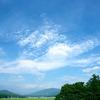 雲は時間と共に形が変化して