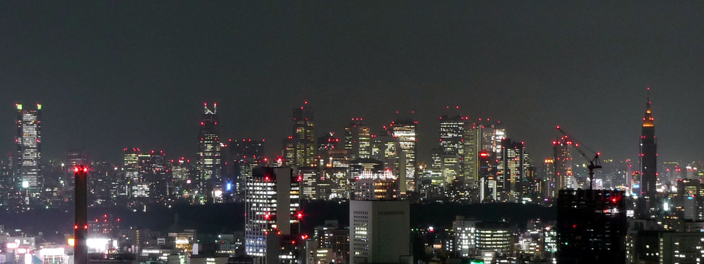 Tokyo City View!!! Night Version