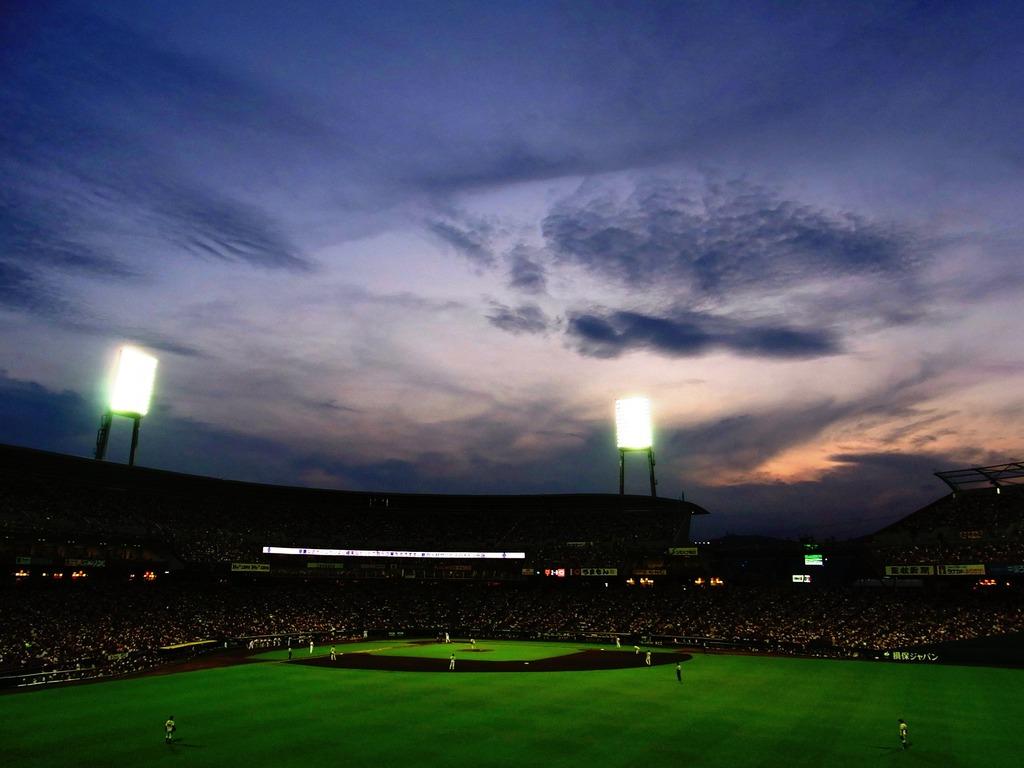 Stadium~初回失点