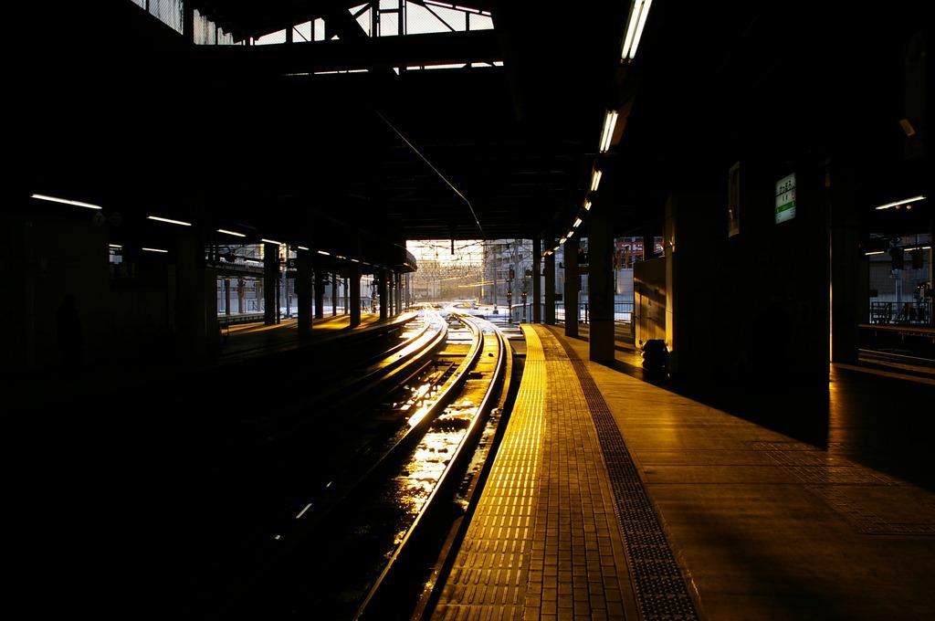 札幌駅 午後4時