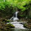 湯西川の滝(1326)