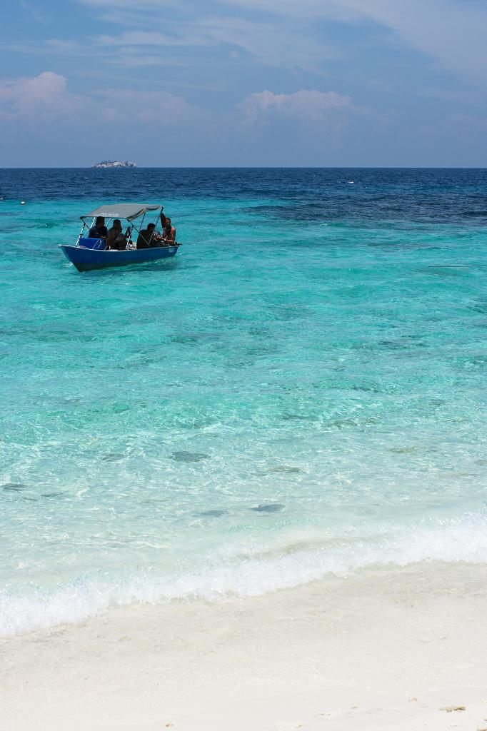 マレーシア ティオマン島1