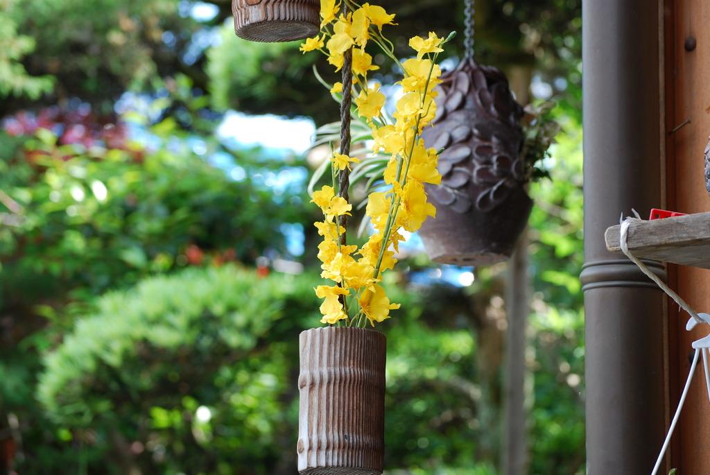 きれいな黄色いお花