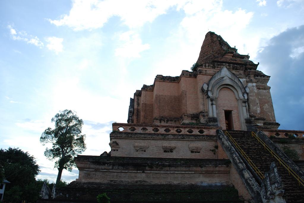 タイ チェンマイの寺院