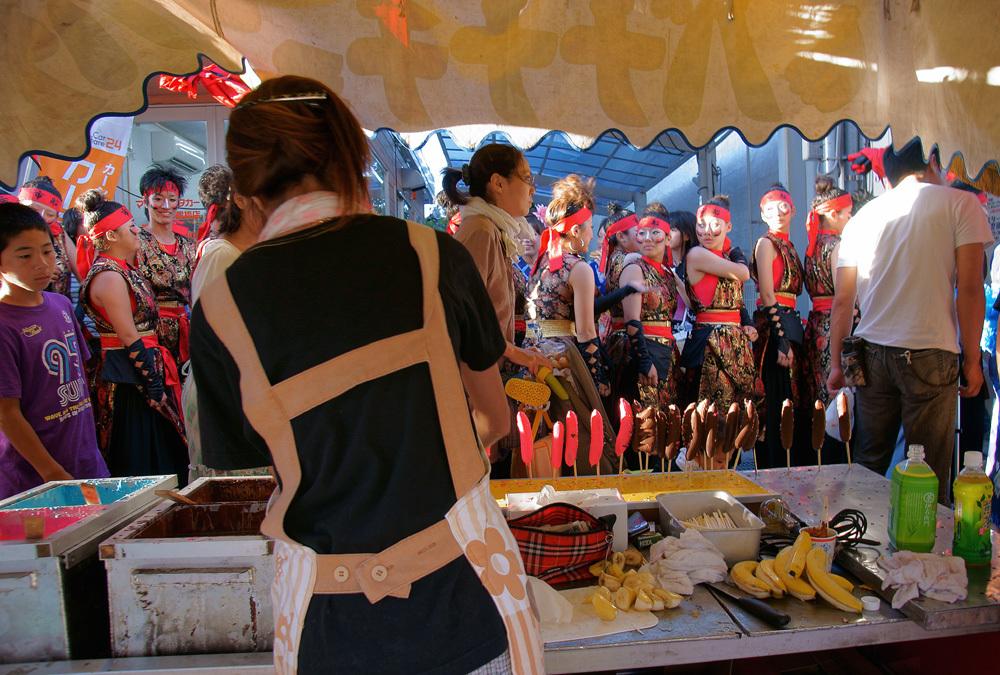 市民祭りの日