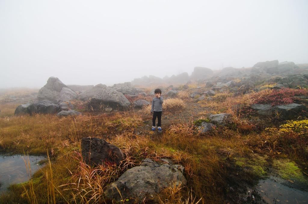 霧の浄土平