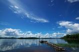 カンチャナブリー県サンクラブリー カオ・レム・ダム