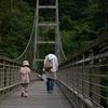 からり吊橋