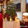 クリスマスツリー@奈良ホテル
