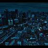 Osaka night view /Miniature