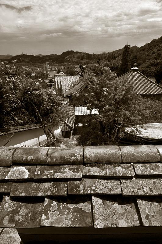 尾道 神社より